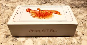 iPhone 6 S Plus for Sale in Middleburg, VA