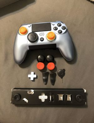 Scuf Vantage PS4 Wired Controller - Used, Excellent Condition for Sale in San Bernardino, CA