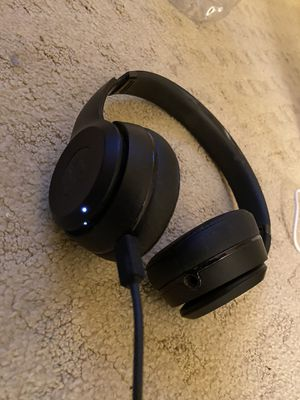Dre Beats wireless all black headphones for Sale in Oakland, CA