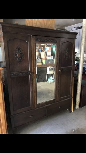 Antique Armoire for Sale in Sierra Madre, CA
