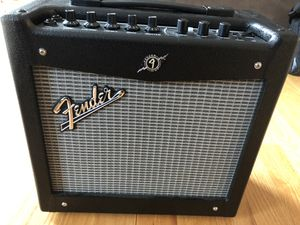Guitar Amp Fender Mustang 1 V2 20W - Like New for Sale in Lincolnshire, IL