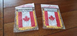 Canada Mini Car Banner for Sale in Colton, CA