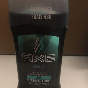 AXE Antiperspirant Deodorant Stick for Men 2.7 oz for Sale in Pomona, CA