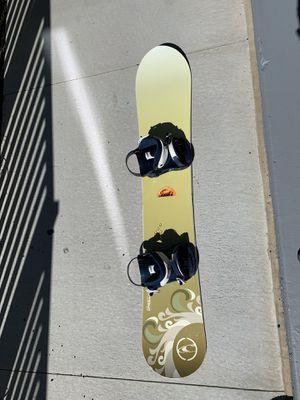 Snowboard plus bag & boots for Sale in Atlanta, GA