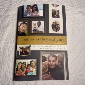 Families As They Really Are Second Edition for Sale in Anaheim, CA
