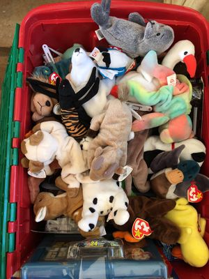 Assorted TY Beanie Babies. Your choice. Make an offer for Sale in Homer, LA
