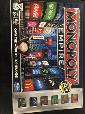 Monopoly empire game for Sale in Edgewood, WA