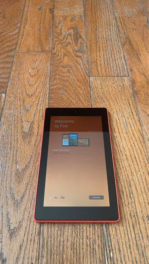 Amazon Tablet Fire (Custom Edition) for Sale in New York, NY