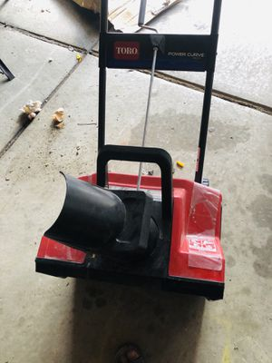 Snow removal mower for Sale in Dearborn, MI