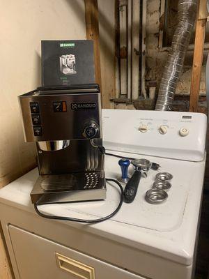 Rancilio Silvia high quality expresso coffee machine (LIKE NEW) for Sale in Washington, DC