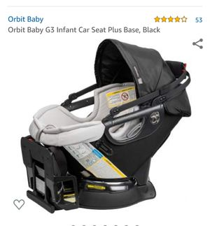 Orbit Baby G3 Car seat for Sale in Everett, WA