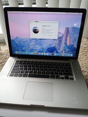 MacBook Pro 2012 15inch i7 500gb for Sale in Dallas, TX