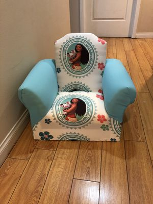 Moana children's sofa chair for Sale in Los Angeles, CA