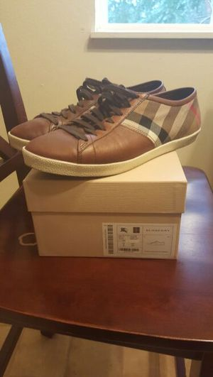 Burberry mens shoes 100% for Sale in Beaverton, OR
