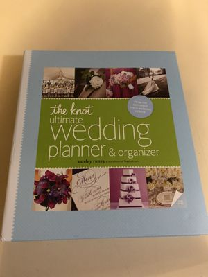The Knot - #1 Best Selling (Amazon) Wedding Planner for Sale in Glendale, AZ