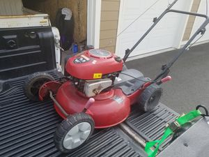 Craftsman self-propelling lawnmower for Sale in Lacey, WA