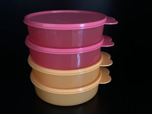 Tupperware 4 pcs container set for Sale in San Jose, CA