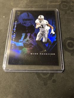 2020 Panini Illisions Henry Ruggs III Blue RC No. 19 for Sale in San Angelo,  TX