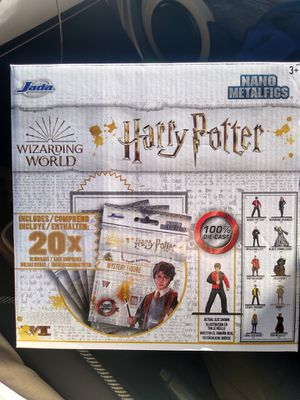 Wizarding World. Harry Potter 100% diecast for Sale in HUNTINGTN BCH, CA