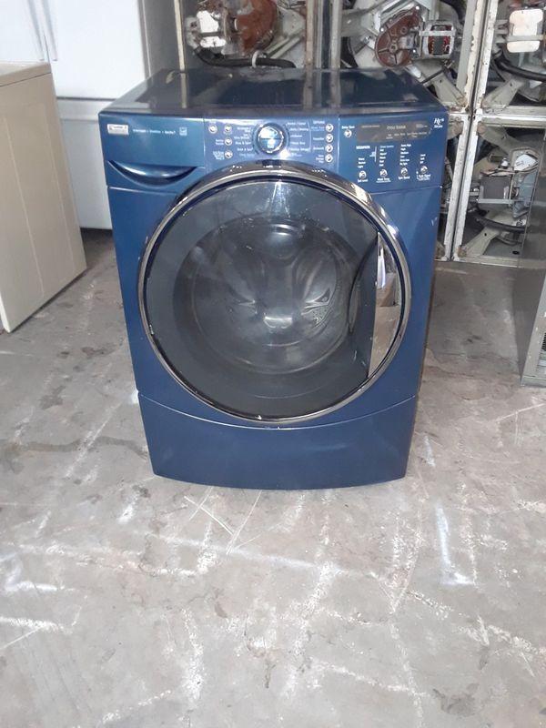 Washer Kenmore elite good condition 90 days warranty labadora Kenmore elite buenas condiciones 90 dias de garantia