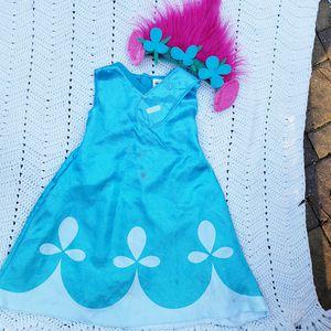 Trolls poppy costume for Sale in Conroe, TX