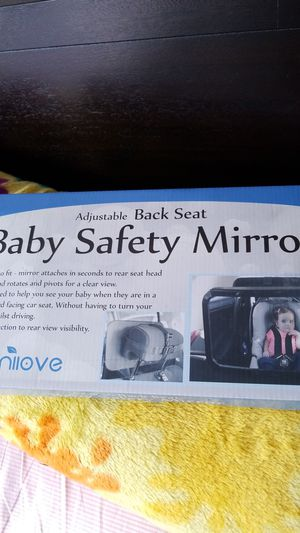 Baby safety mirror for cat for Sale in Montgomery Village, MD