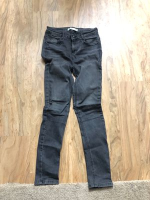 Used zara jeans women's size 2 for Sale in Fountain Valley, CA