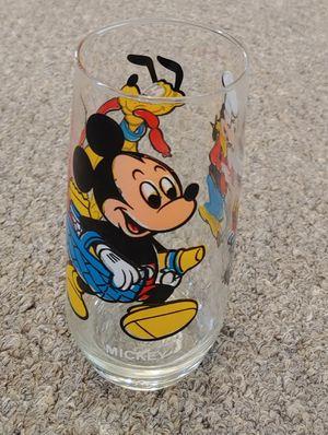 Vintage Collectible Pepsi Walt Disney Series Mickey Glass for Sale in Burlington, NC