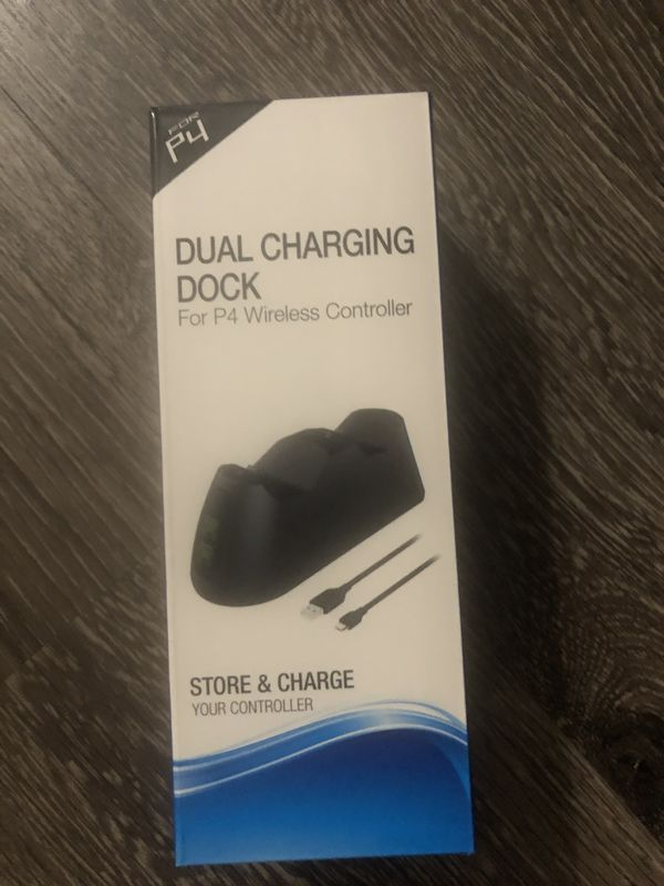 Brand new PS4 charging station