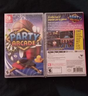 Party arcade video game for switch. for Sale in Fremont, CA