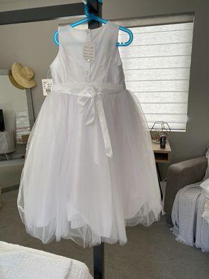 Brand new flower girl dress - size 12 for Sale in Chandler, AZ