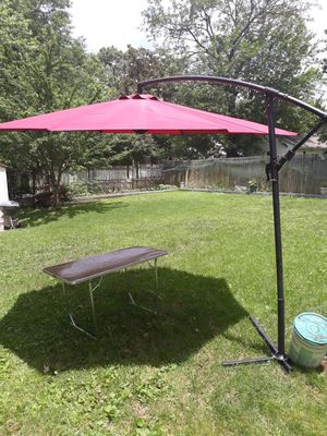 Large umbrella for Sale in Arlington, VA