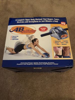 AB exercise machine for Sale in Brooklyn, NY
