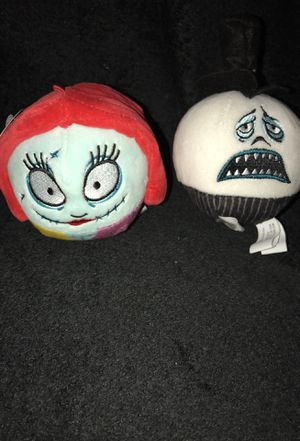 Hallmark nightmare before Christmas fluffballs for Sale in San Jose, CA