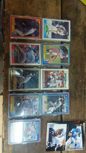 89-90 team sets baseball cards for Sale in Westland, MI