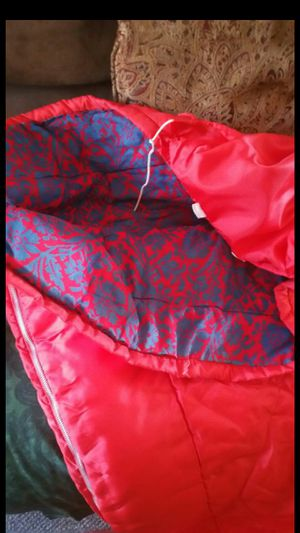 Two nice adult sleeping bags for Sale in Tempe, AZ