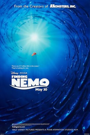 Finding Nemo Movie Theater Poster! for Sale in Traverse City, MI