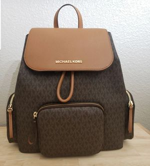 Adorable Michael Kors Large Backpack for Sale in Garland, TX