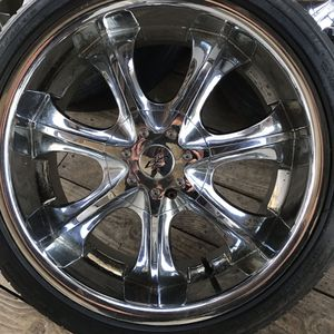 """BZO Rims 18"""" for Sale in Rock Hill, SC"""