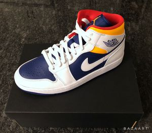 Jordan 1 Royal Blue/Laser Orange size 8 for Sale in Manchester, NH