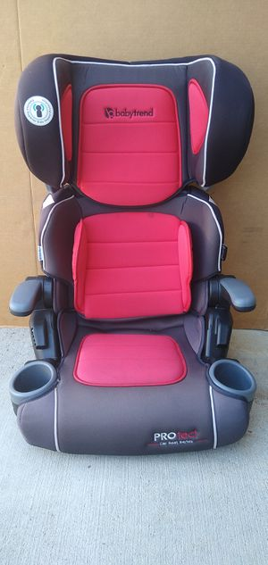 Booster car seat with back for Sale in Corona, CA