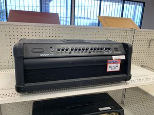 Crate Guitar Head Amp for Sale in Pflugerville, TX