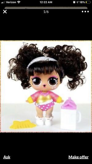 LOL SURPRISE DOLLS - SPLITS (RARE) AND PET for Sale in Silver Spring, MD