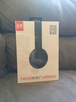 Dr Dre beats solo 3 wireless for Sale in La Puente, CA