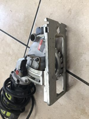 Rockwell rk3441k corded mini saw for Sale in Tampa, FL