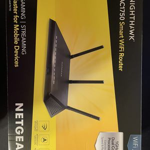 Netgear Nighthawk Ac1750 Router Open Box Unused for Sale in Goodyear, AZ