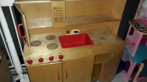 Wood Kitchen for Sale in Dublin, CA