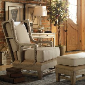 Chair & ottoman for Sale in Fresno, CA