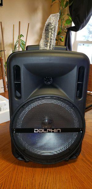 Party master x speaker for Sale in Fresno, CA