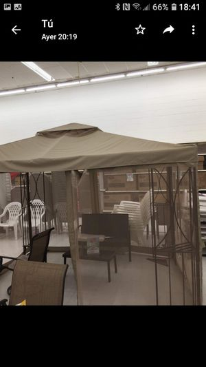 Patio set and tent for Sale in The Bronx, NY